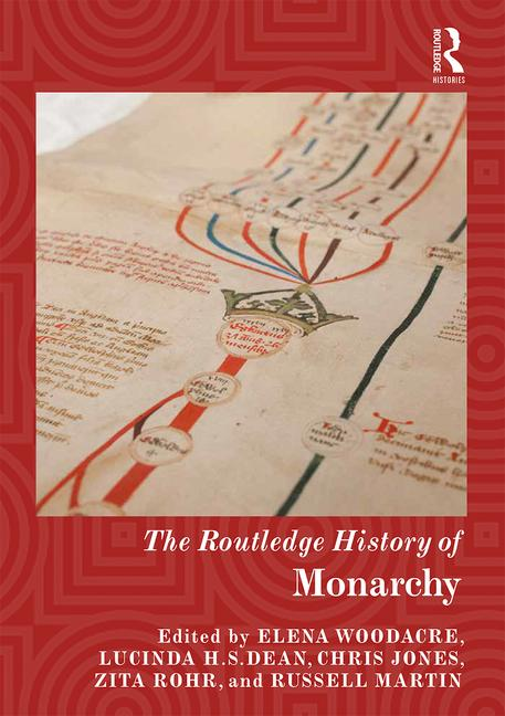 Book cover for History of Monarchy